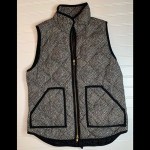 J.CREW JCrew Women Quilted Down Puffer Vest Small